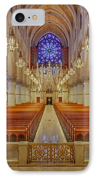 Sacred Heart Cathedral Basilica Phone Case by Susan Candelario