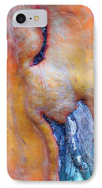 IPhone Case featuring the digital art Sacred by Richard Laeton