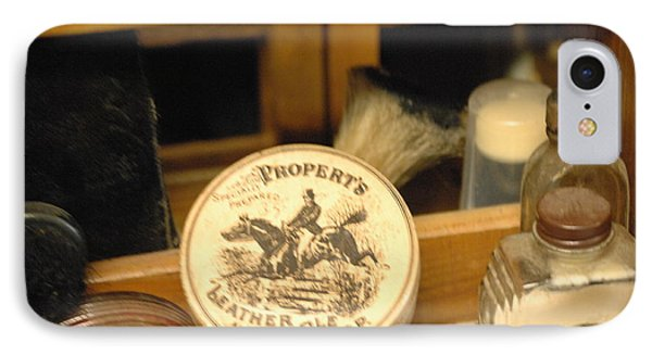 Saddle Soap Phone Case by Liezel Rubin