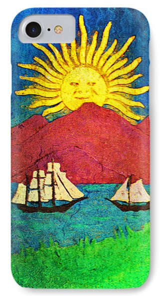 Safe Harbor IPhone Case by Bill Cannon