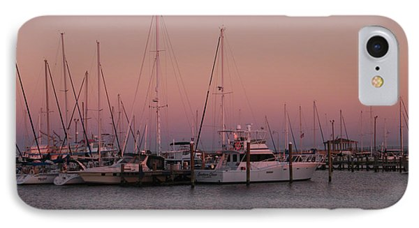 IPhone Case featuring the photograph Safe Harbor by Brian Wright