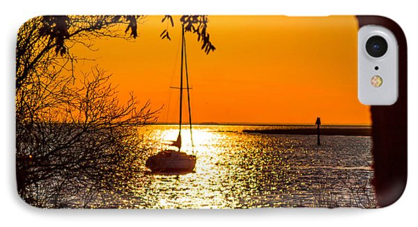 IPhone Case featuring the photograph Sail Away by Shannon Harrington