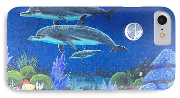Sailfish Splash Park 2 IPhone Case by Carey Chen