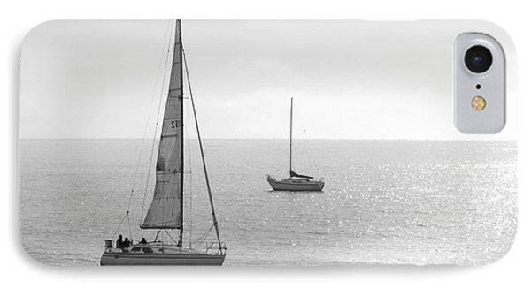 Sailing In Calm Waters Phone Case by Artist and Photographer Laura Wrede