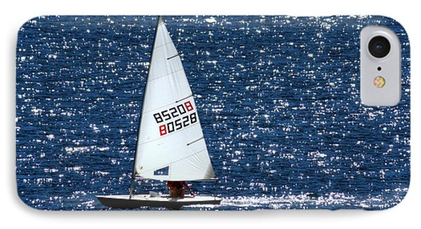 IPhone Case featuring the photograph Sailing by Patrick Witz