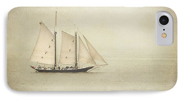 Sailing Ship Phone Case by Hannes Cmarits