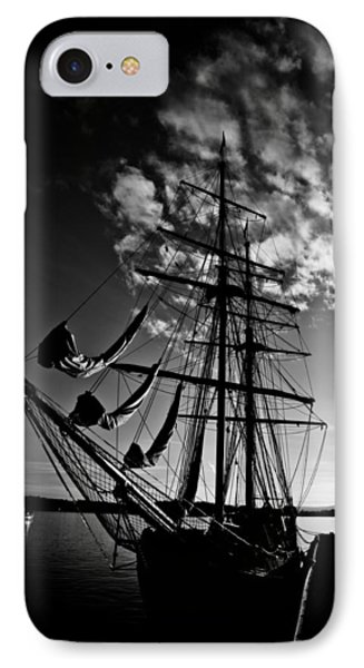 Sails In The Sunset IPhone Case by Hakon Soreide