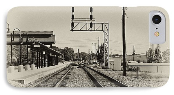 Salisbury North Carolina Depot IPhone Case