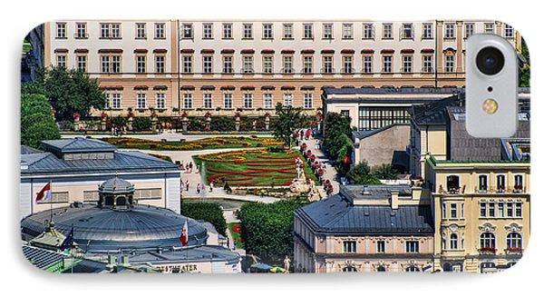 Salzburg II Austria Europe Phone Case by Sabine Jacobs