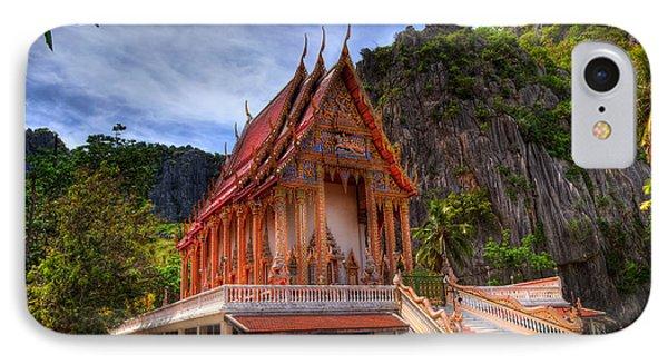 Sam Roi Yot Temple IPhone Case