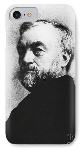 Samuel Langley, American Astronomer IPhone Case