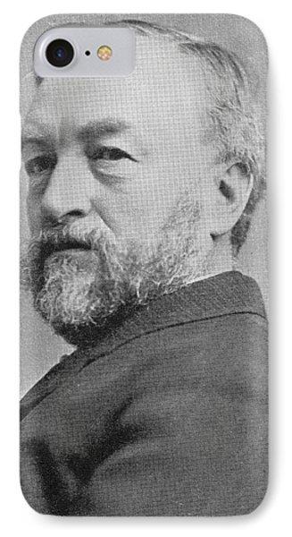 Samuel Pierpont Langley, Us Aviator IPhone Case