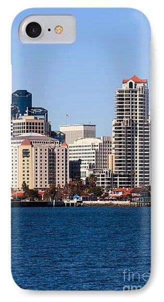 San Diego Buildings Photo Phone Case by Paul Velgos
