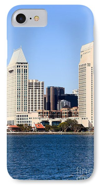 San Diego Skyscrapers IPhone Case