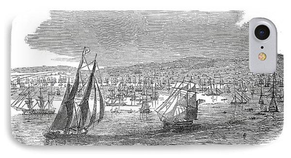 San Francisco Bay, 1849 IPhone Case by Granger