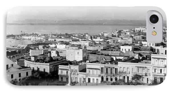 San Juan - Puerto Rico - C 1900 Phone Case by International  Images