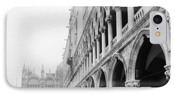 San Marco Square In Venice IPhone Case by Emanuel Tanjala