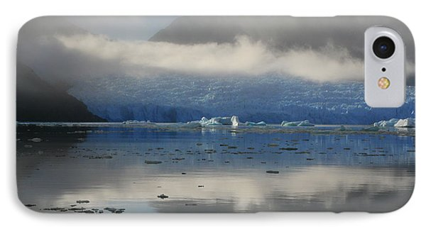 IPhone Case featuring the photograph San Rafael Glacier by Laurel Talabere