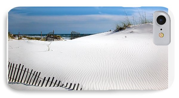 Sand Dunes Dream 3 IPhone Case by Marie Hicks