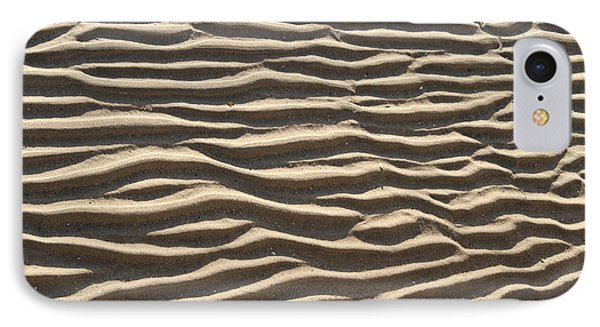 Sand Ripples Phone Case by Photo Researchers, Inc.