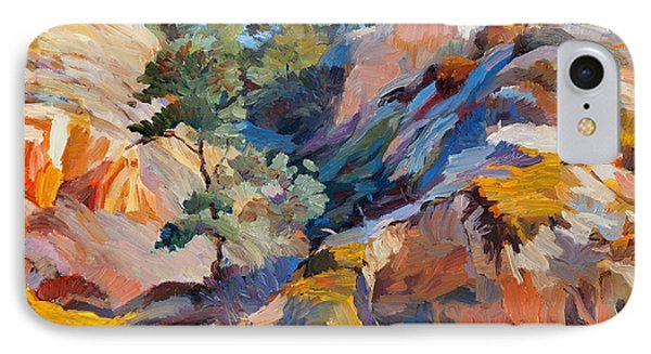 Sandstone Canyon IPhone Case