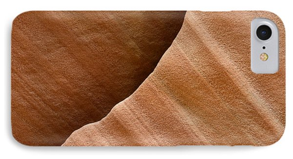 Sandstone Detail Phone Case by Bob Christopher