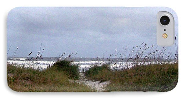 Sandy Path To The Beach Phone Case by Patricia Taylor
