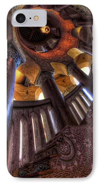 Santa Barbara Courthouse IPhone Case by Sean Foster