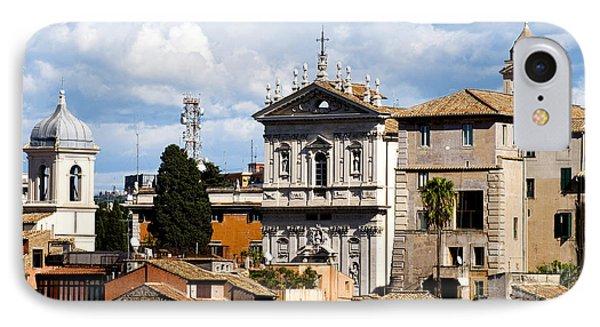 Santi Domenico E Sisto Phone Case by Fabrizio Troiani