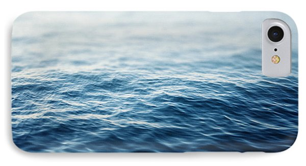 Sapphire Waters Phone Case by Lisa Russo