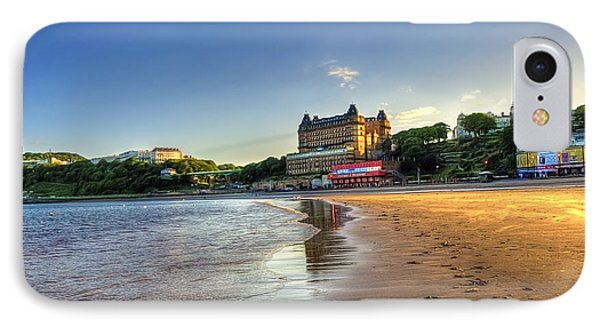 Scarborough Eve Phone Case by Svetlana Sewell