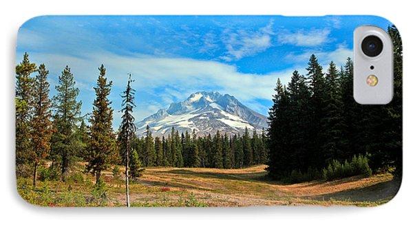 Scenic Mt. Hood In Oregon Phone Case by Athena Mckinzie