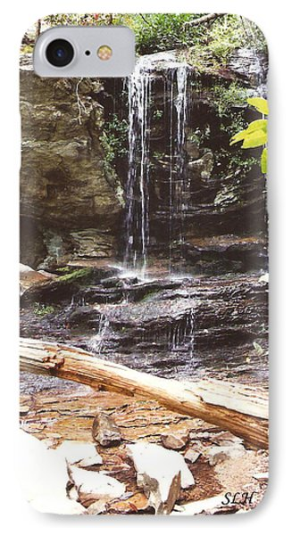 Scenic Waterfall IPhone Case
