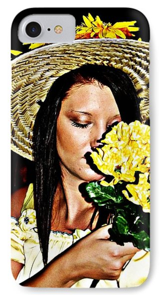 Scent Of Summer Phone Case by Cindy Nunn