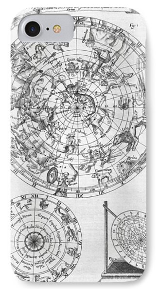 Sciathericon For Determining Time Phone Case by Middle Temple Library