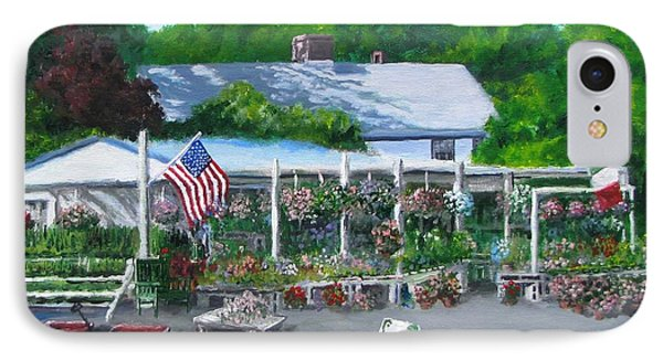 Scimone's Farm Stand IPhone Case