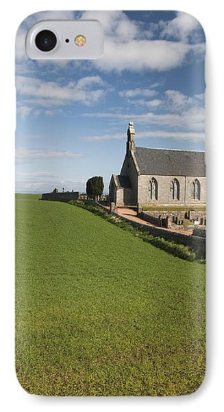 Scotland Church IPhone Case by Gloria & Richard Maschmeyer