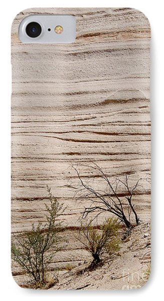 Sculpted By Nature Phone Case by Vicki Pelham