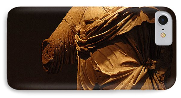 Sculpture Olympia 1 Phone Case by Bob Christopher