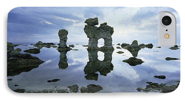 Sea Arch Phone Case by Bjorn Svensson and Photo Researchers