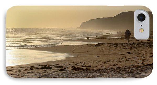 Sea In Sepia Phone Case by Heidi Smith