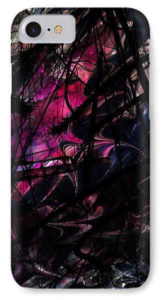 Sea Monster Phone Case by Rachel Christine Nowicki