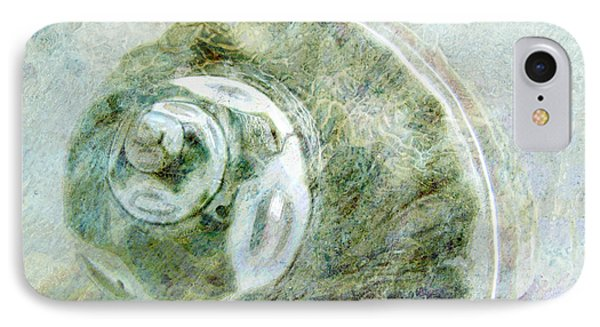 Sea Shell I Phone Case by Ann Powell
