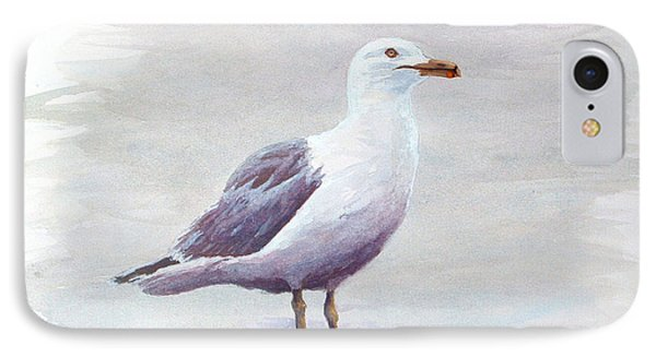 Seagull IPhone Case by Chriss Pagani