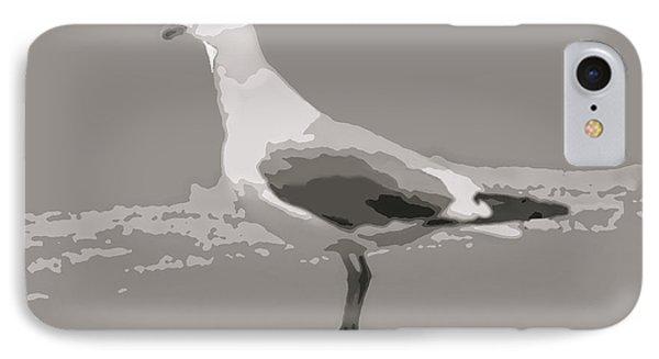 Seagull IPhone Case by Debra     Vatalaro
