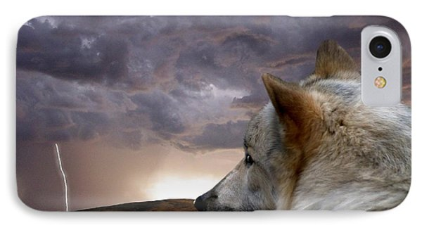 Searching For Home Phone Case by Bill Stephens