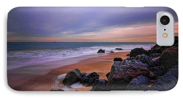 Seascape Phone Case by Paul Ward