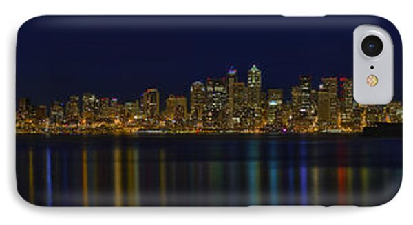 Seattle Moody Blues IPhone Case by James Heckt
