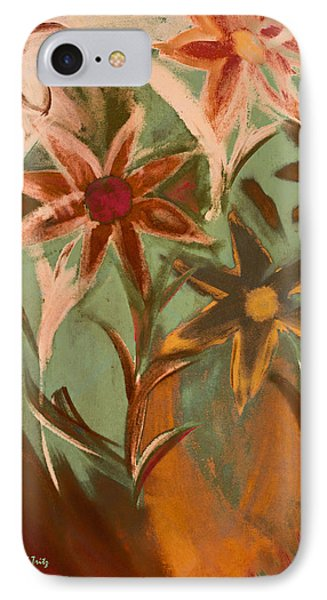 Second In Line Phone Case by Trish Tritz