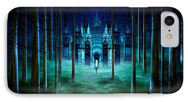 Secret Castle IPhone Case by Svetlana Sewell